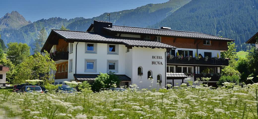 Hotel Nova Gaschurn
