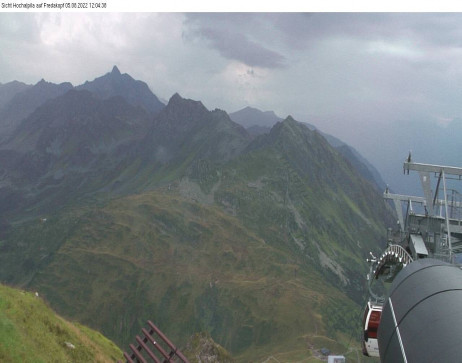 Webcam Silvretta Montafon